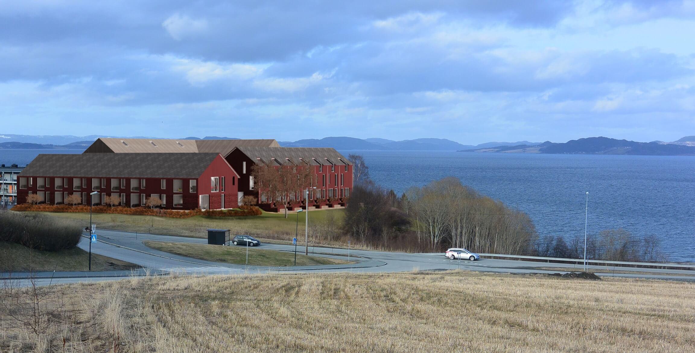 Rammetillatelse på Saksvik Øvre