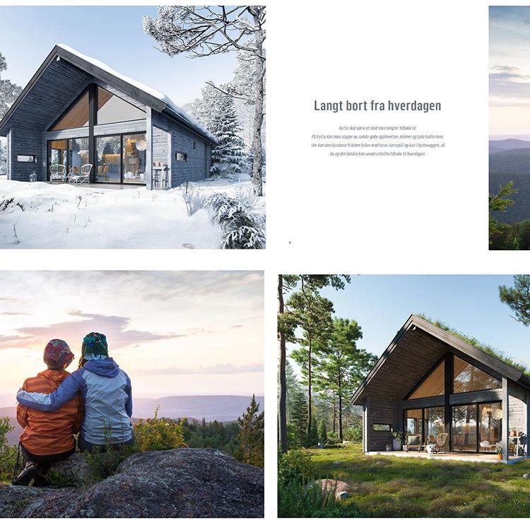 Vi har tilgang til flotte tomter på Løvsjølia hyttefelt i Lierne!